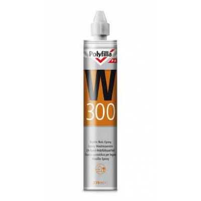Mastic bois epoxy W300